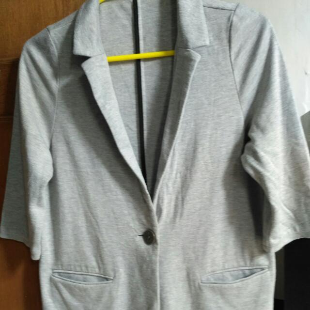 Blazer Kaos Grey