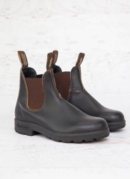 Blundstone Brown work boots