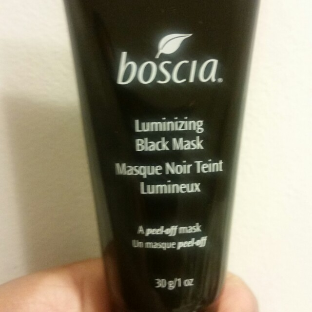 Boscia Black Peel-off Mask