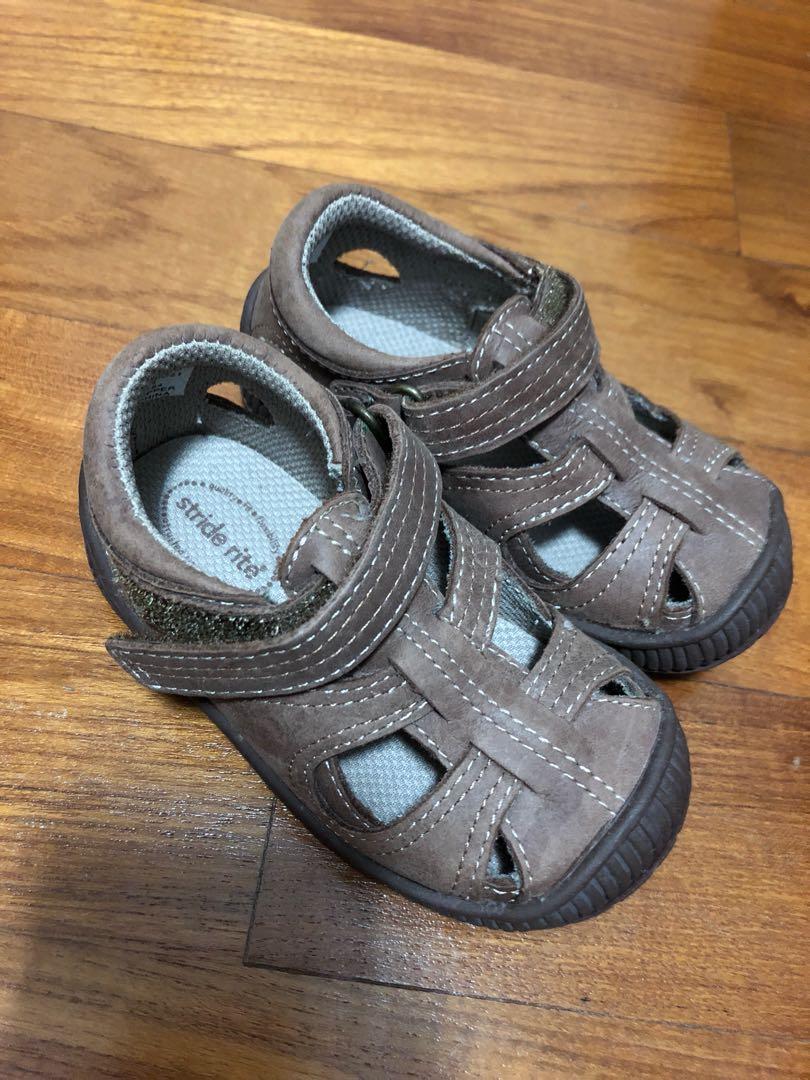 Boys Stride Rite Sandals 12-18 months