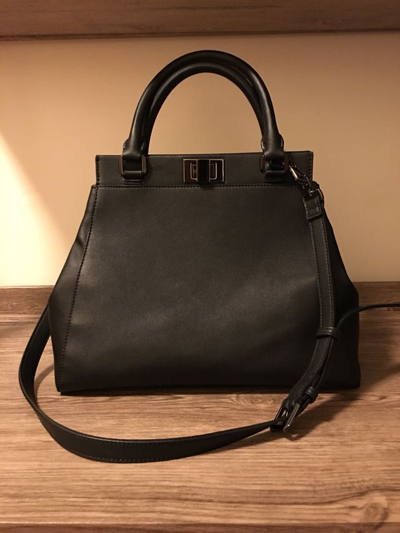 Charles and Keith Trapeze II