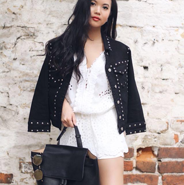 Classic White Dress/Blouse