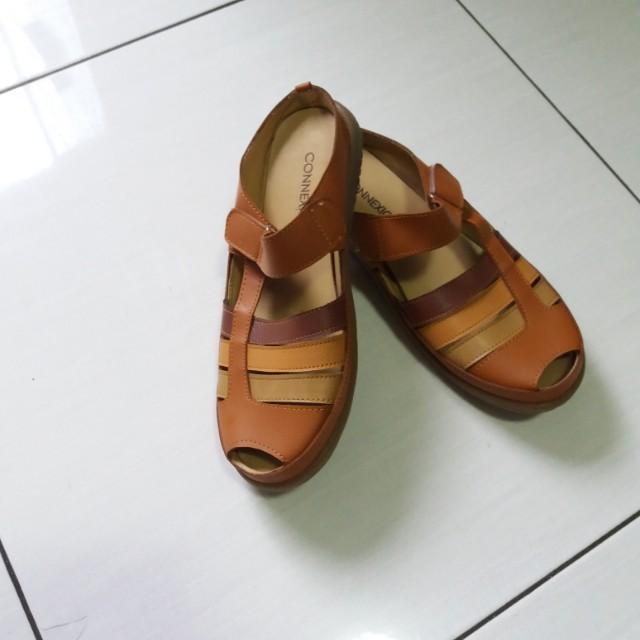 Connexion sepatu