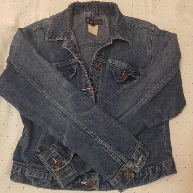 Denim Jacket Size Medium