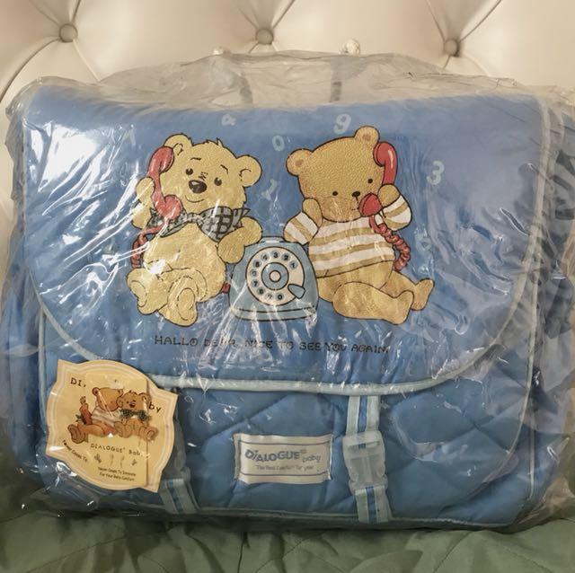 Dialogue Diaper Bag