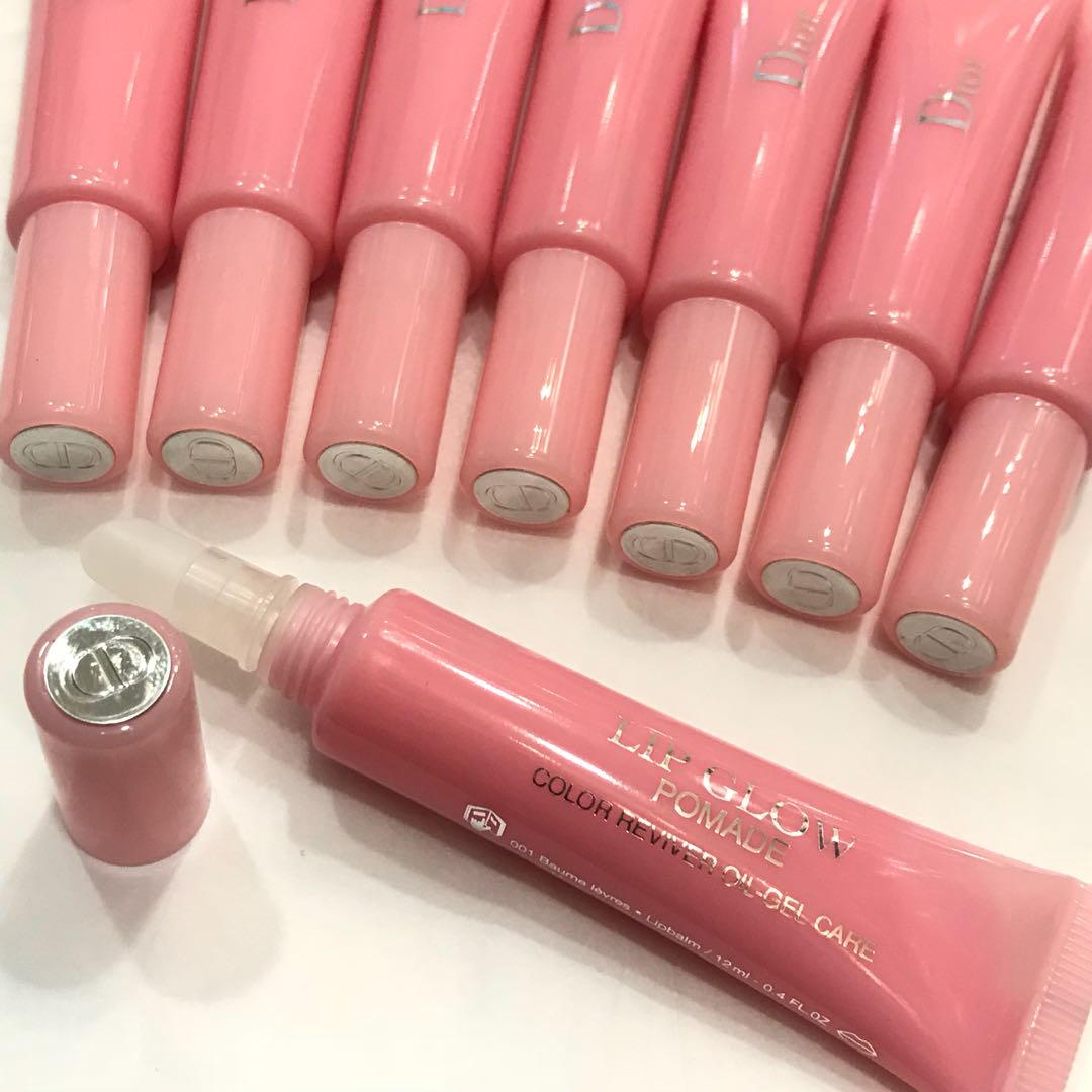Lip Glow Pomade Color Reviver Instant Oil-Gel Care by Dior #6