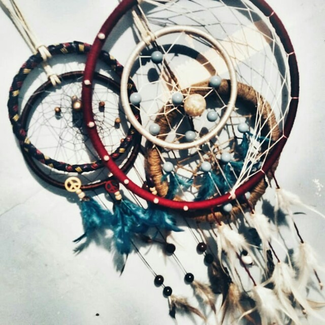 Dream catcher (made to order)