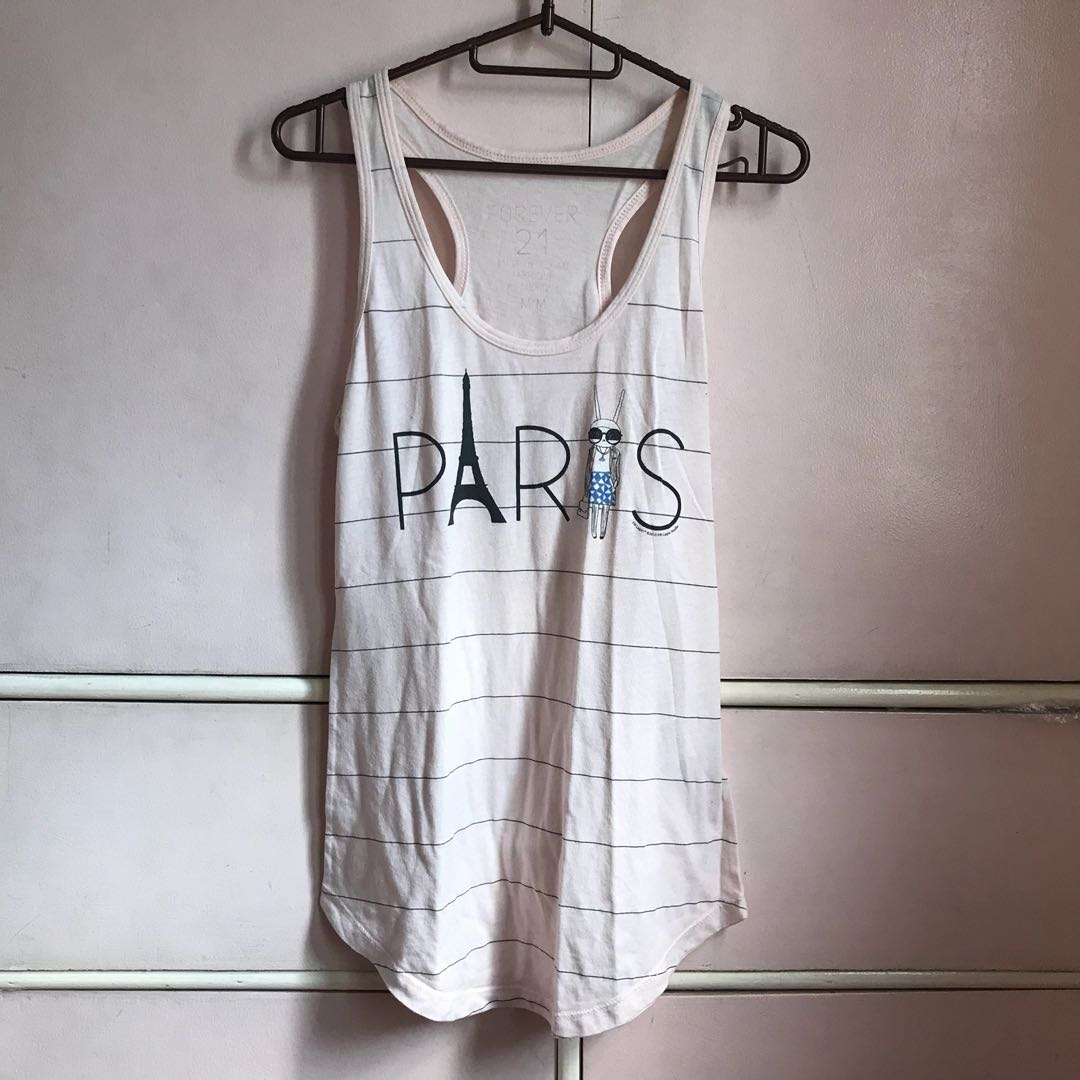 Forever 21 Paris tank top