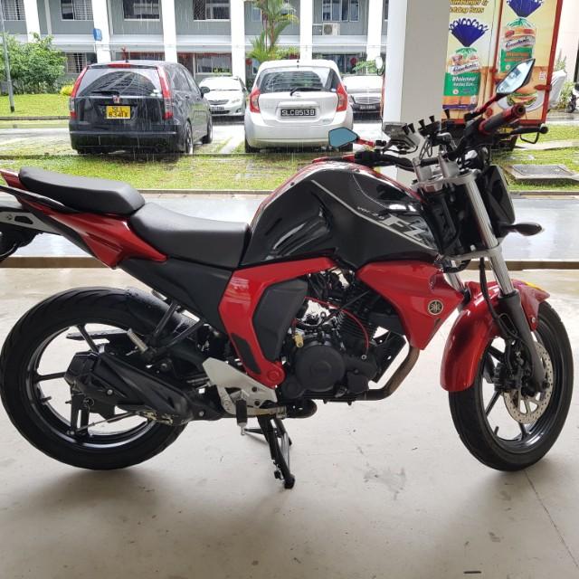 FZ16 V2 Grounding Kit, Motorbikes, Motorbike Accessories on