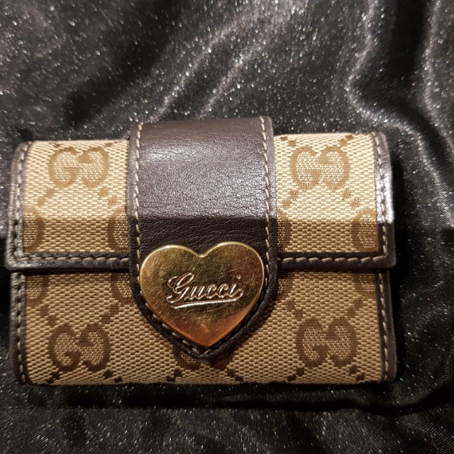 Genuine gucci key wallet