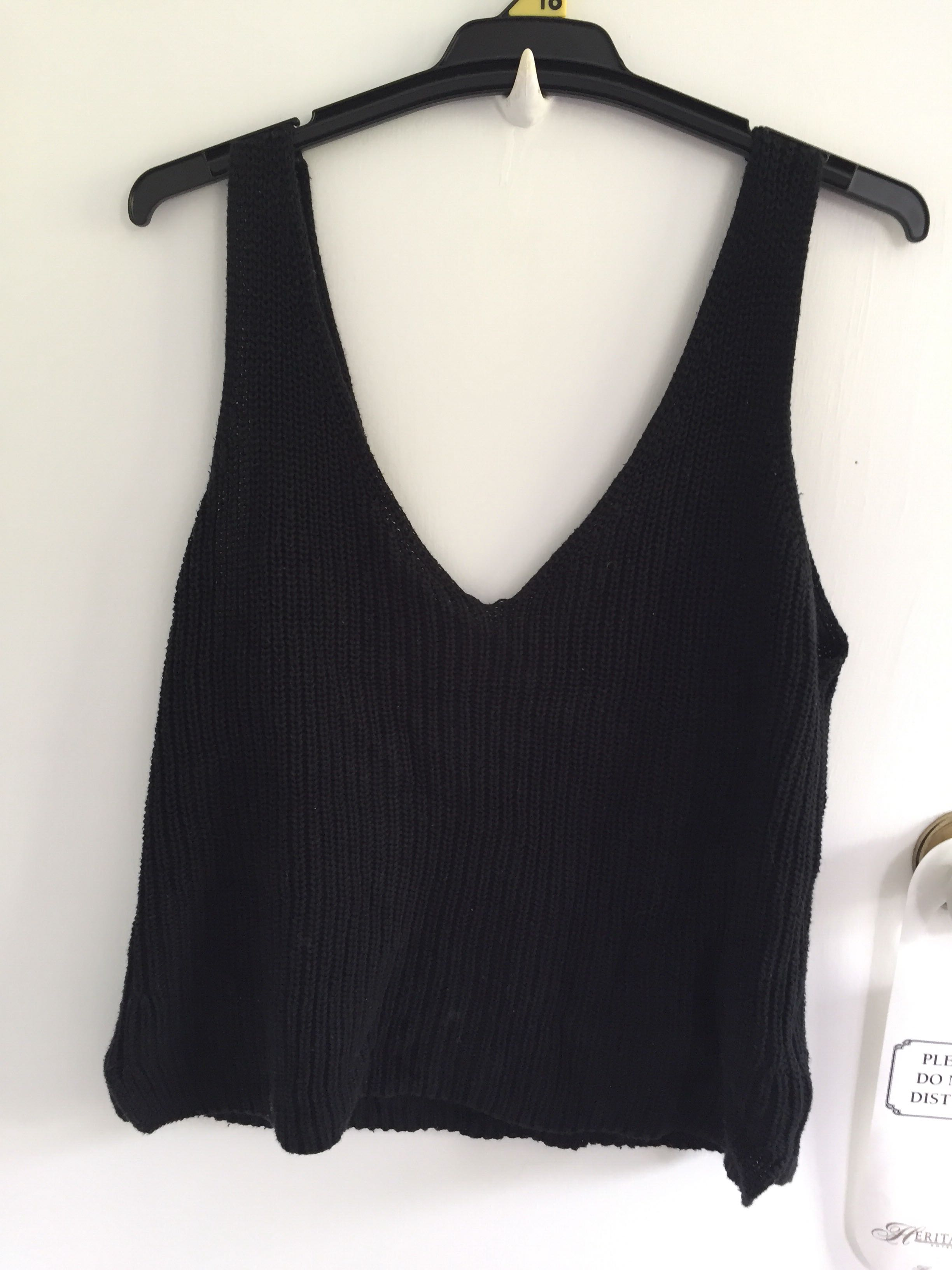 Glassons knitted singlet