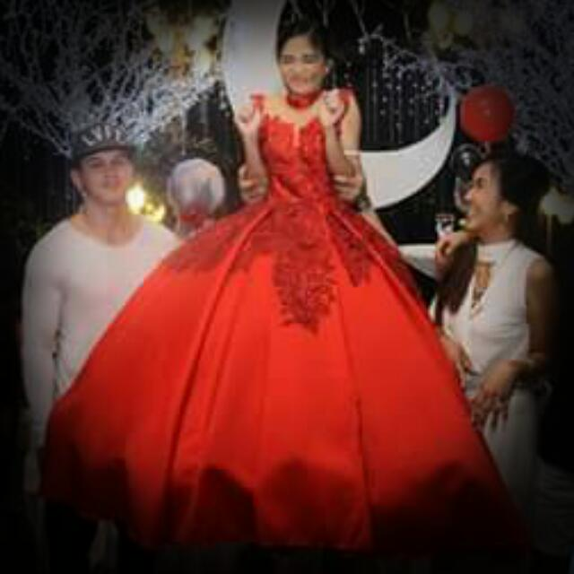 Gown for prom, debut etc for sale!