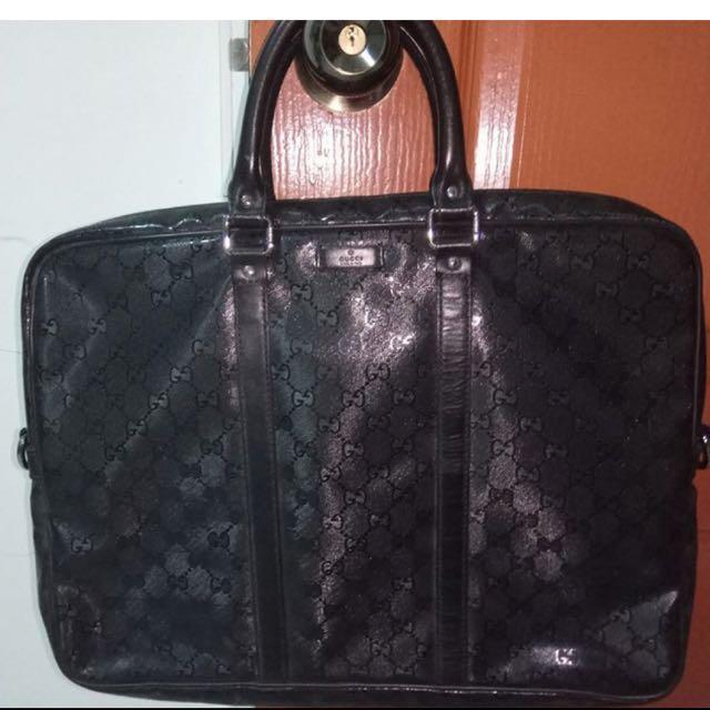 00bd6912a588 Gucci Briefcase