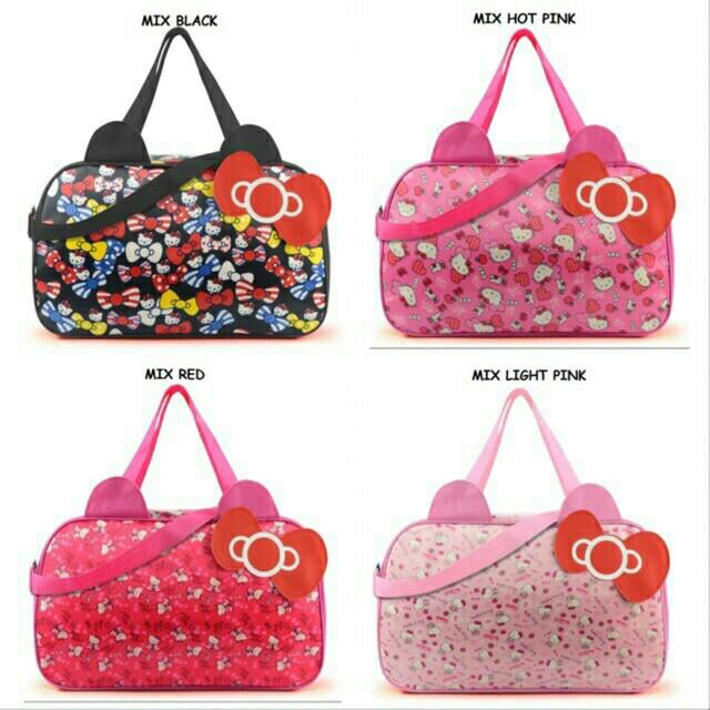 Hello Kitty Travel Bag .