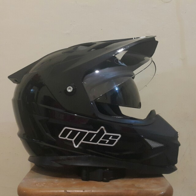 Helm Full Face MDS