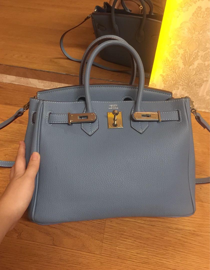 Hermes baby blue