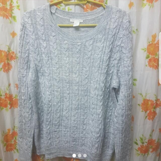H&m knited long sleeve