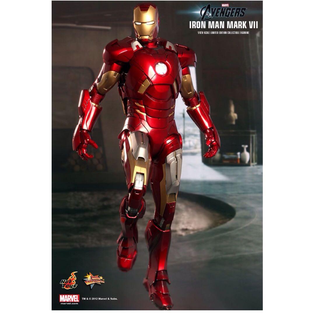 Hot Toys Iron Man mark VII (Seven)