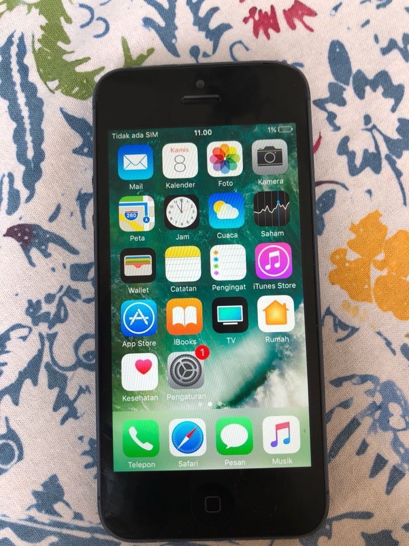 Iphone 5 (16gb) NO NEGO! REPRICED!!