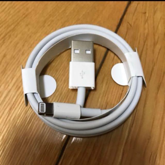 iPhone cable 蘋果用充電線
