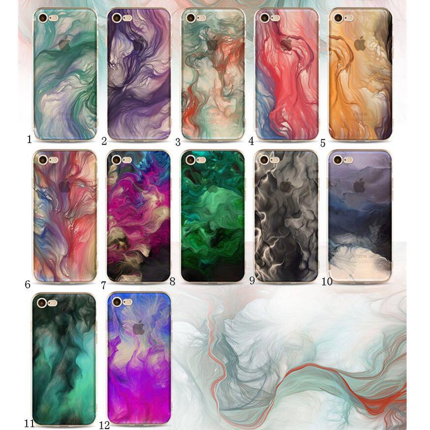 iPhone Case - Ink Painting Aesthetics