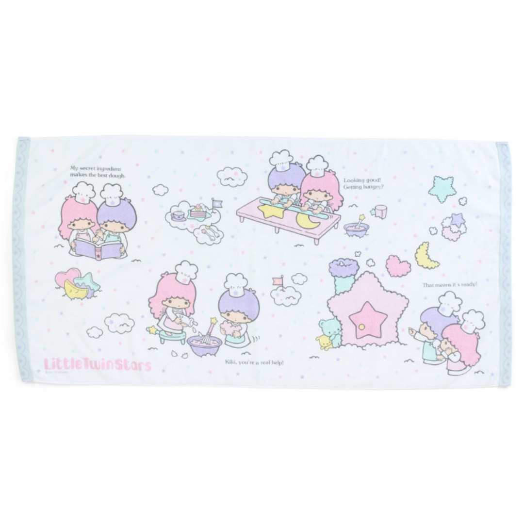 f307c97a615 Sanrio Little Twin Star Washcloth Sanrio, Hello Kitty
