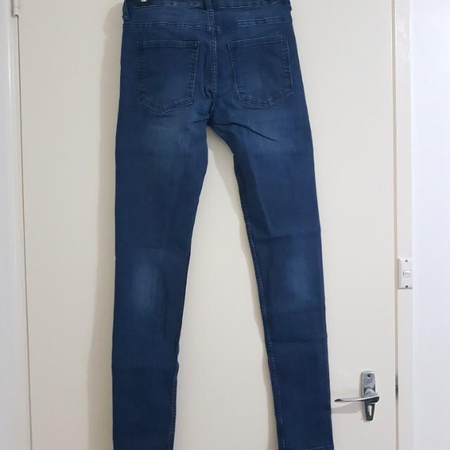jeggings / jeans
