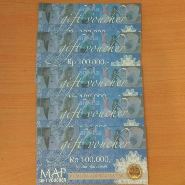 Jual murah voucher map senilai 500rb