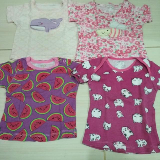 ... Baby Scots Baju Bayi Ad 090 Blue 3 6 Bulan Daftar Harga Terkini