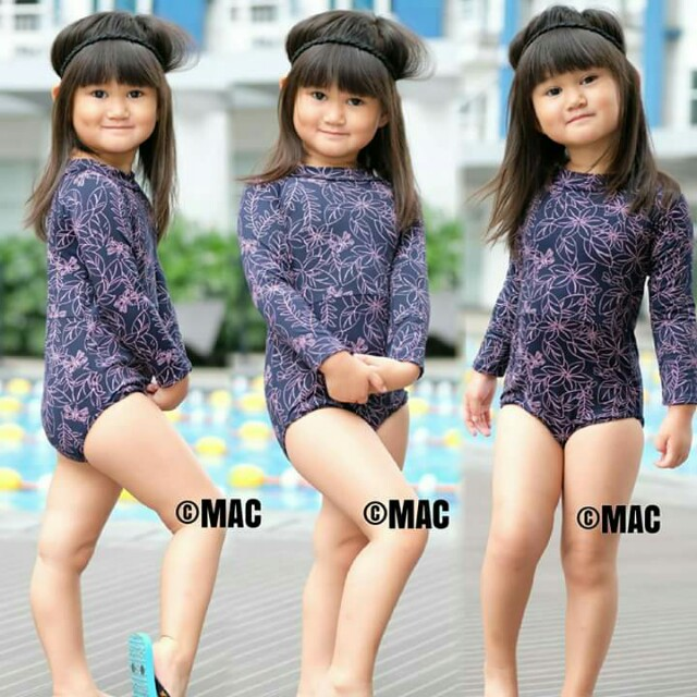 Kids Rashguatd Swimsuit