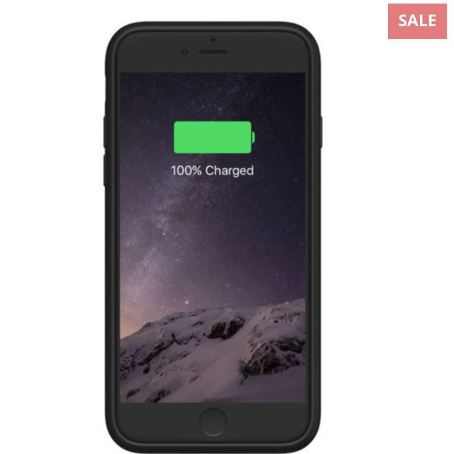 newest f7c46 2bf73 KUKE Case iPhone 7S Battery case w/ Storage Up To 256Gb