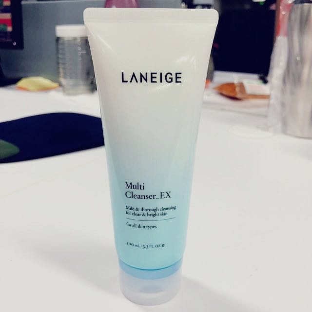 Laneige - Multi Cleanser_EX