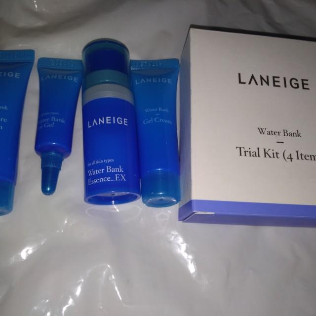 Laniege Water Bank Trial Kit