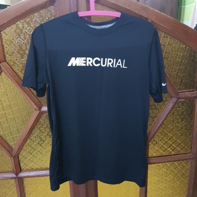 95ff27b0 Limited Edition Nike Mercurial Jersey #activewear, Sports, Athletic &  Sports Clothing on Carousell