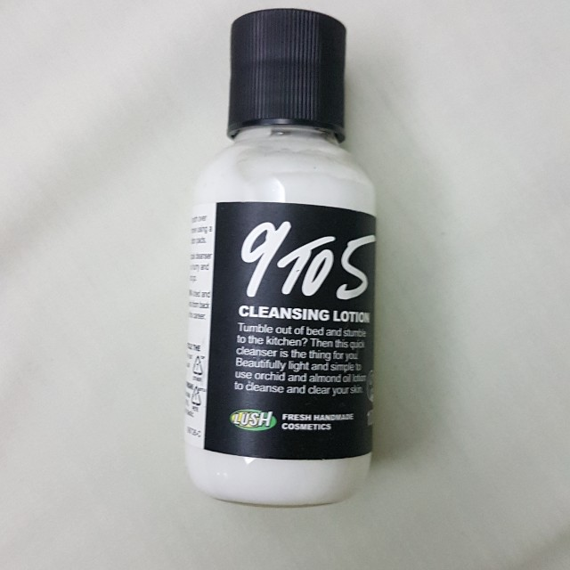 Lush 9 to 5 Cleansing Lotion