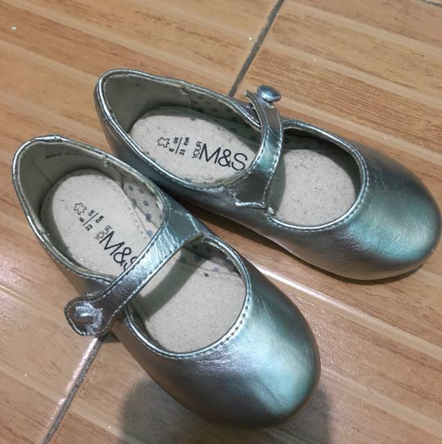 M & S Kida Shoes