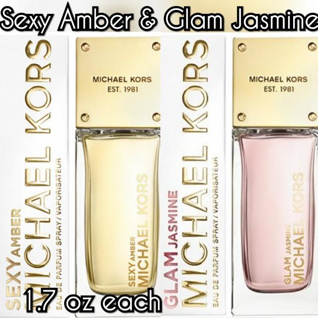Michael Kors Sexy Amber & Glam Jasmine 1.7 oz
