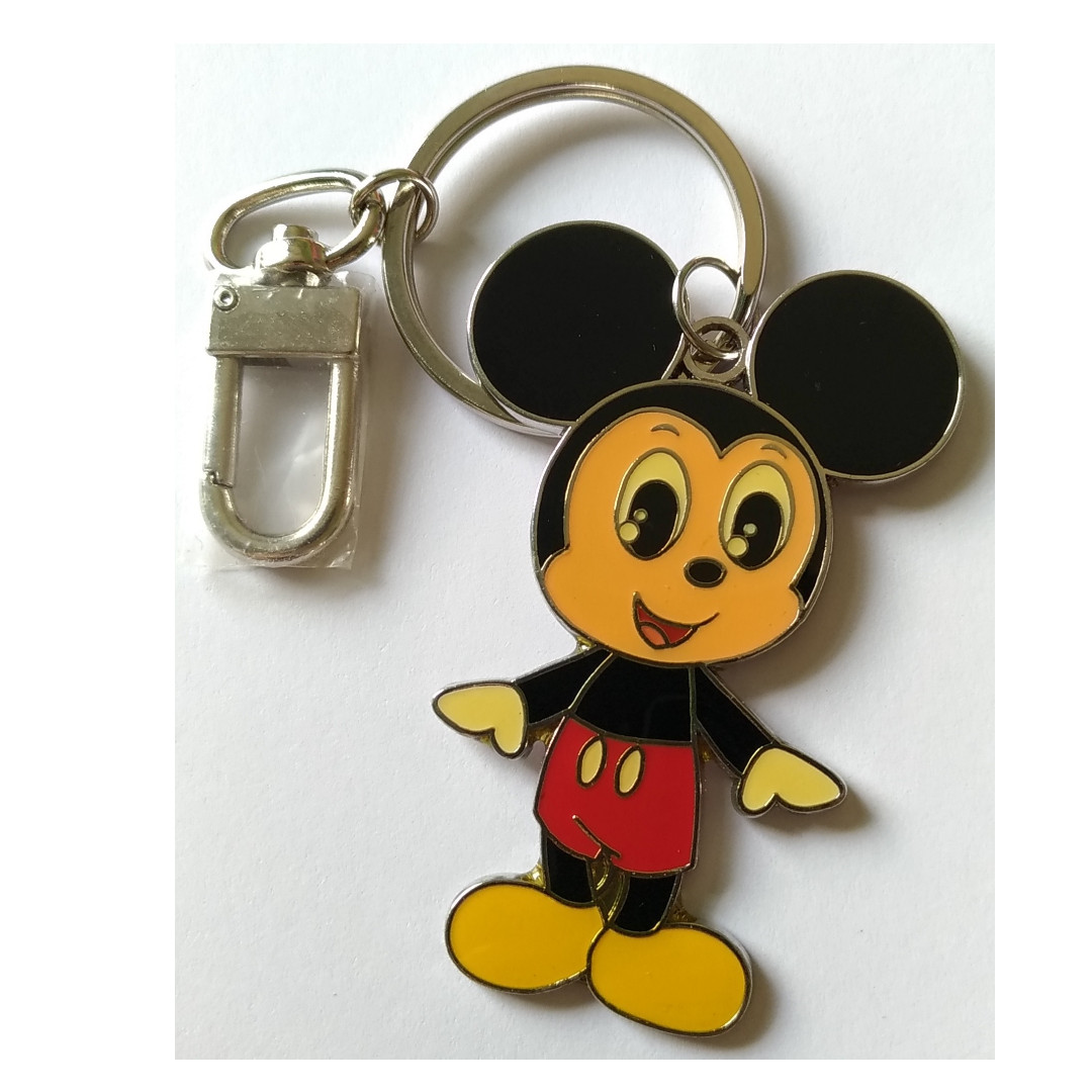 Mickey Mouse Keychain