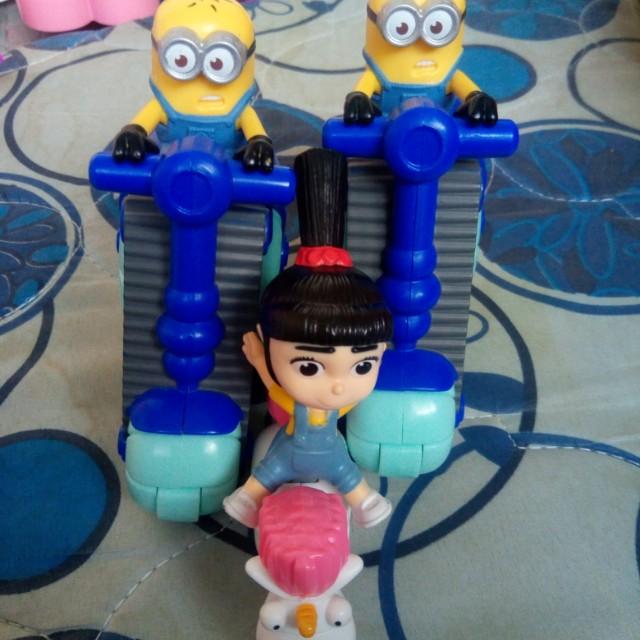 minion toys bundle