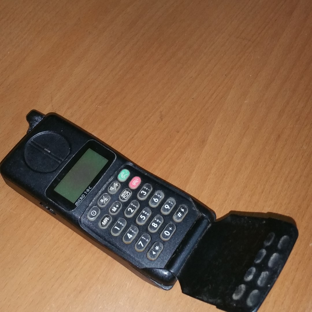 Motorola 1st Generation Phone For Sales No Charger