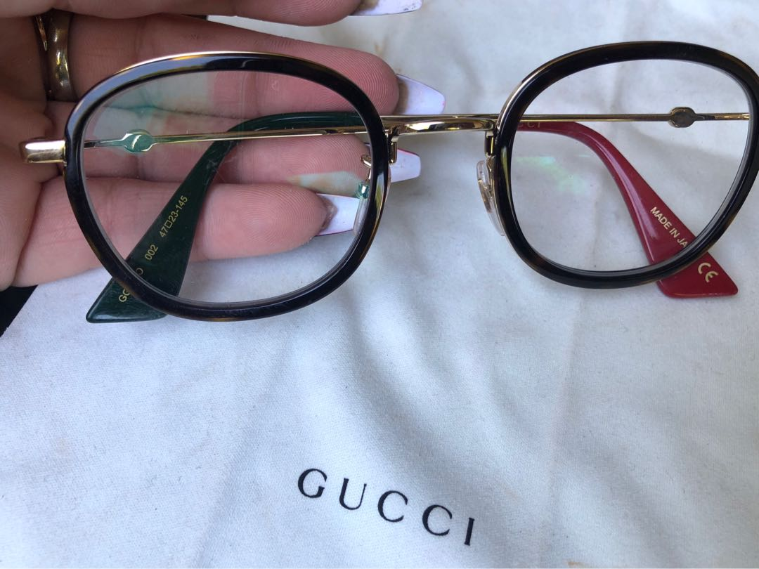 NEW Gucci Glasses
