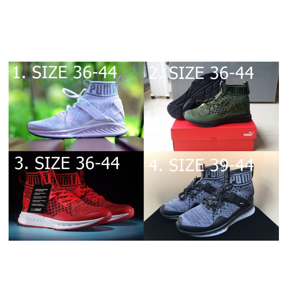 NEW ITEMS    PO  PROMOTION FOR MONTH MARCH OF 2018 !! PUMA IGNITE ... fa1b27c14