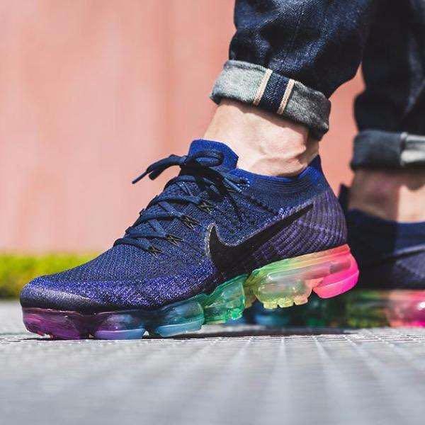 "sports shoes 5e25f 4c37c Nike Air VaporMax Flyknit ""Be True"""
