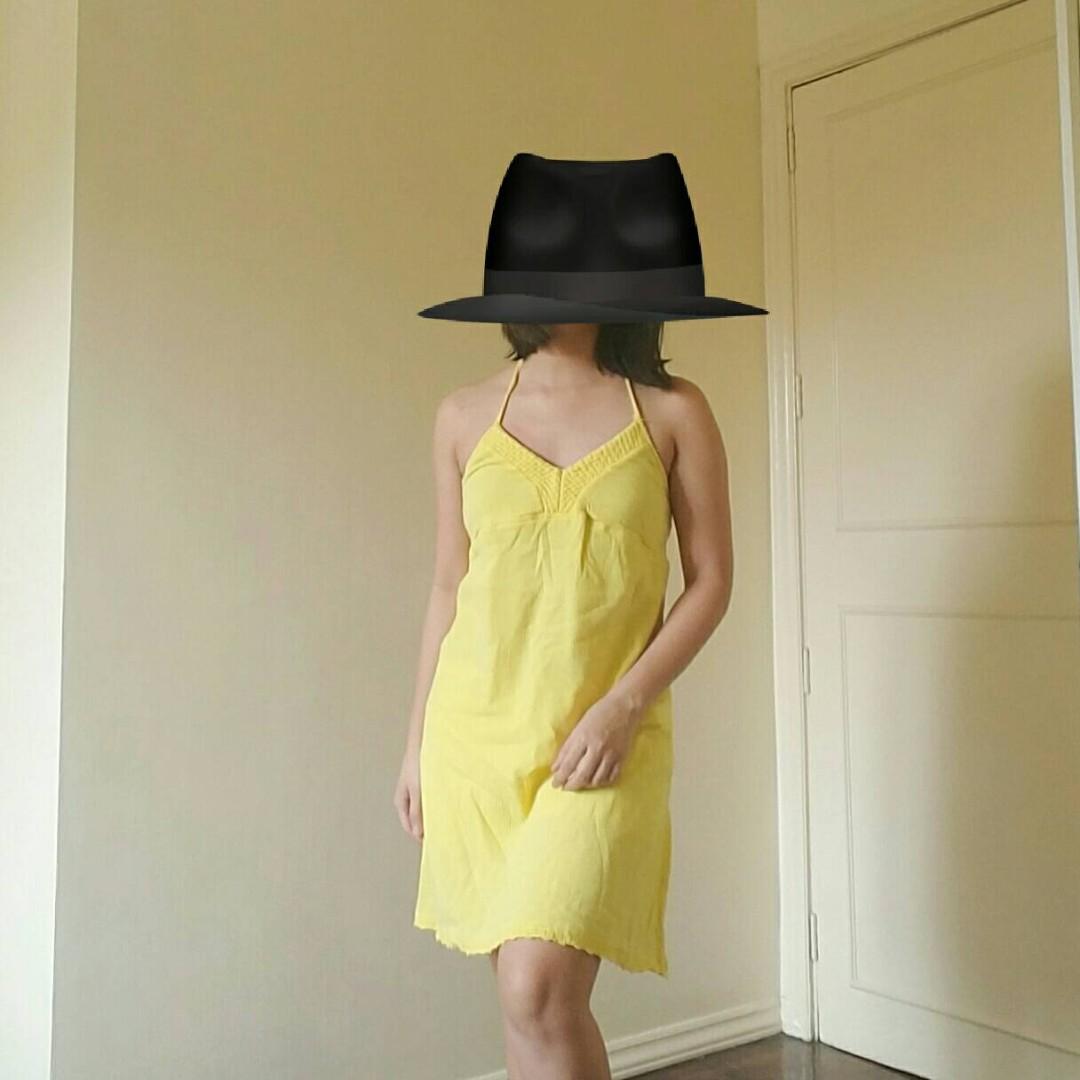 ORIGINAL Vero Moda Yellow Dress