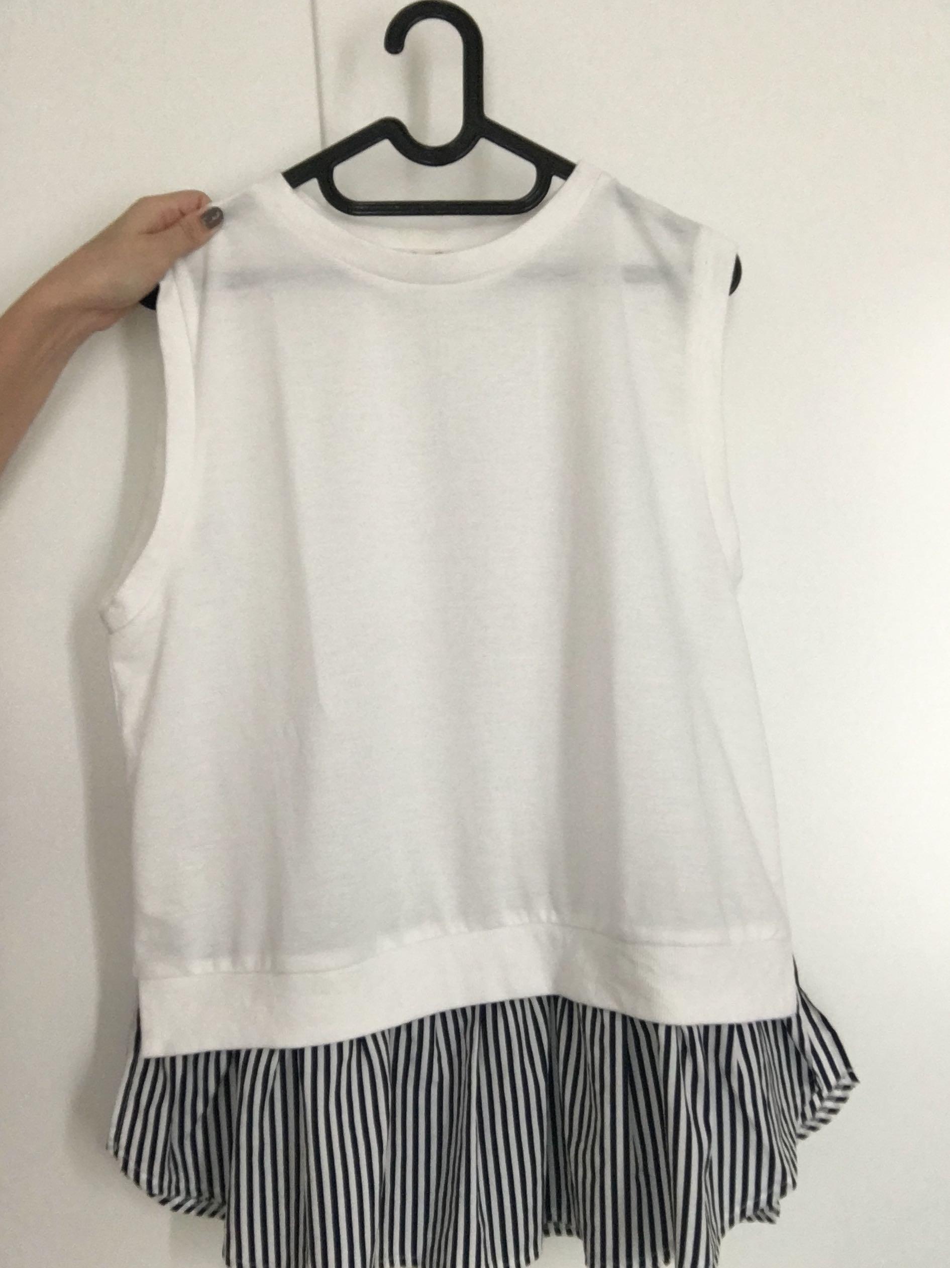 P & Co (atasan white) XL