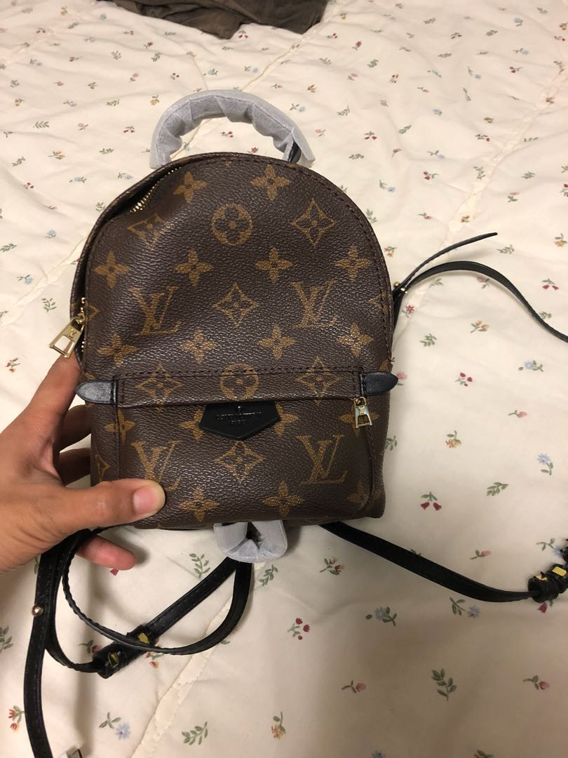 Palm Spring Louis Vuitton bag