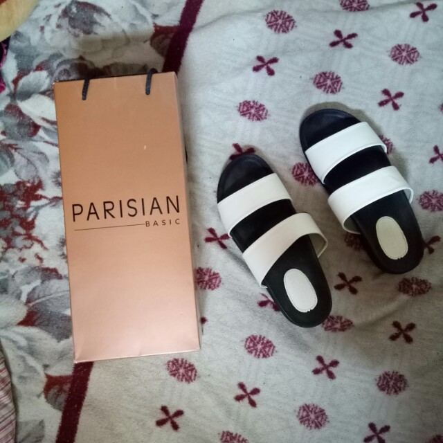 Parisian Slippers