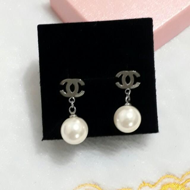 New Pearl Earrings 8mm