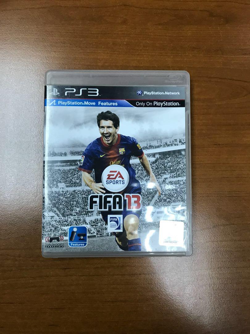PS3 Fifa13