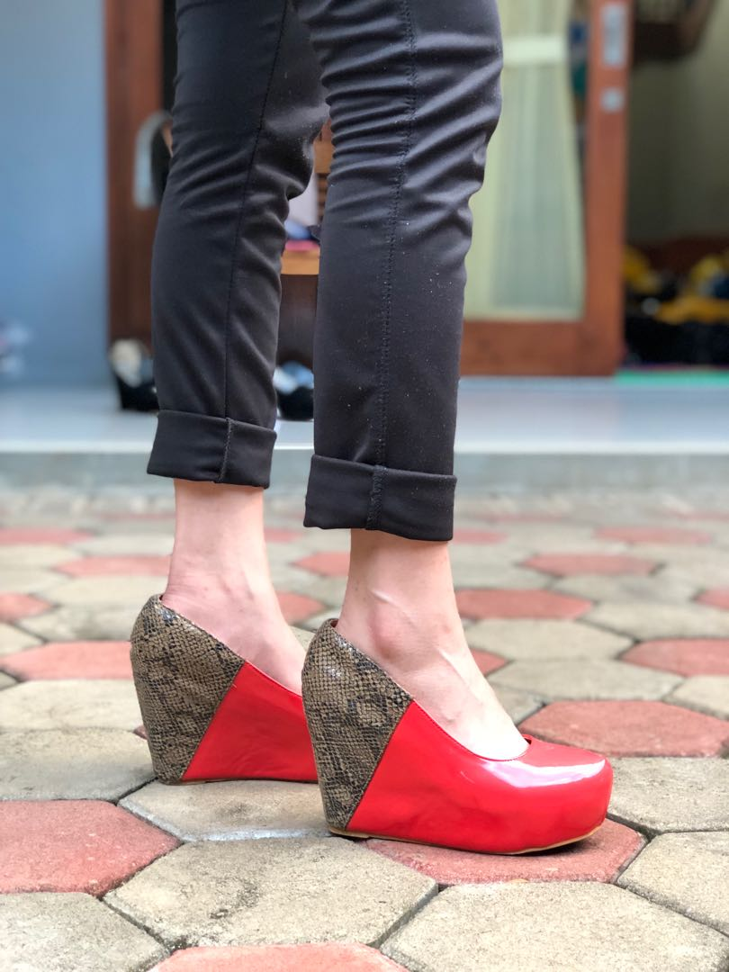 Red Wine Wedges
